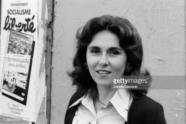 French Politician Edith Cresson 21st May 1976 She will be the first woman Prime Minister of France in 1991 under François Mitterrand's presidency