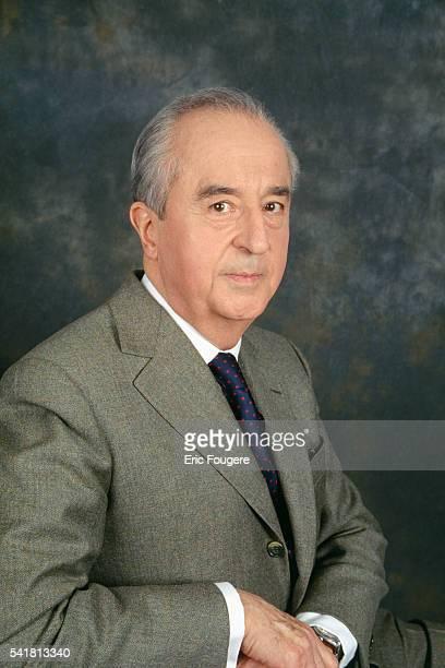 French Politician Edouard Balladur