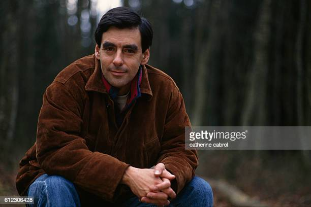 French Politician Francois Fillon