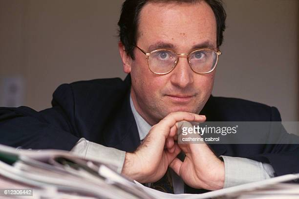 French Politician Francois Hollande