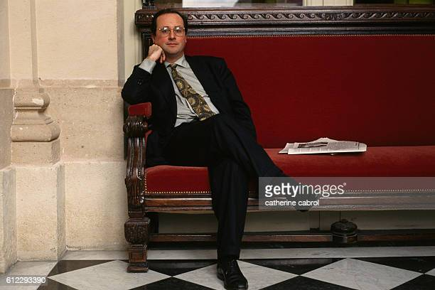 French Politician François Hollande