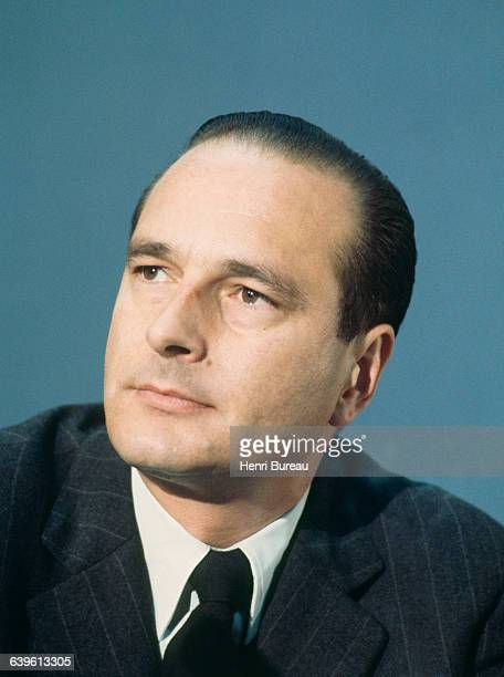 French Politician Jacques Chirac