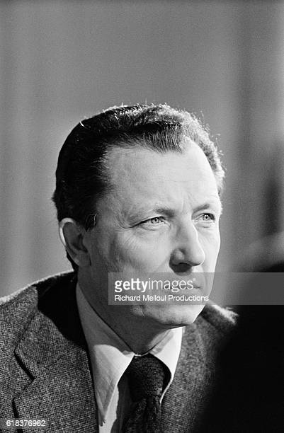 French Politician Jacques Delors
