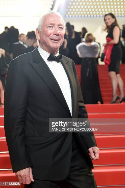 French porn industry entrepreneur Marc Dorcel poses as he arrives for the screening of the film Love at the 68th Cannes Film Festival in Cannes...