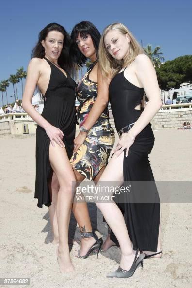 French Porn Stars Estelle Desanges , Carla Nova And Tina -5937