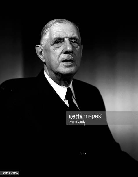 French President Charles de Gaulle Montreal 1967