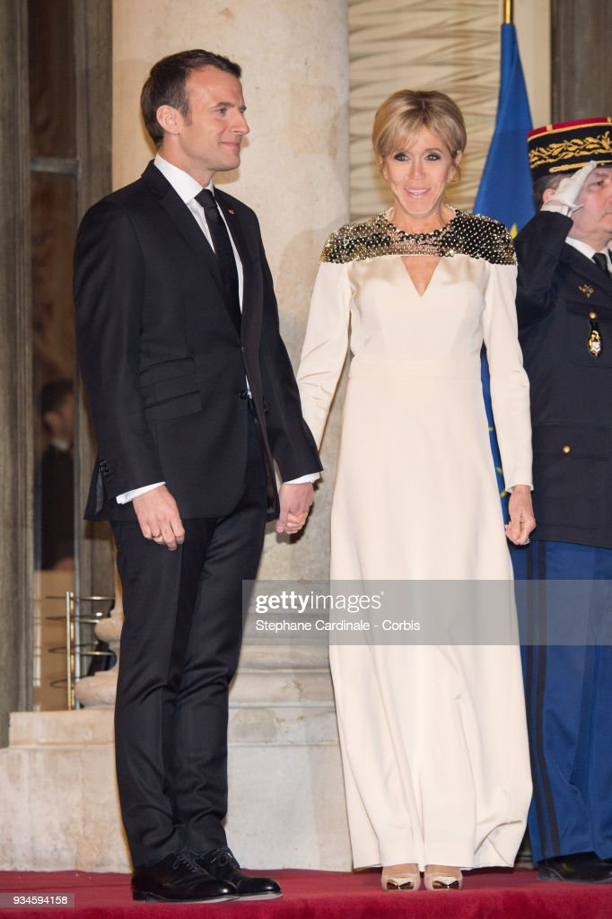 Official Visit of Grand-Duc Henri Of Luxembourg and Grande-Duchesse Maria Teresa Of Luxembourg : Day Two : Photo d'actualité