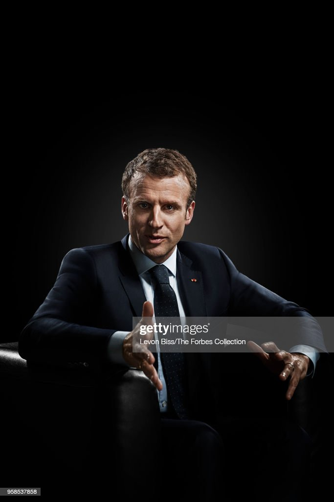 Emmanuel Macron, Forbes, May 31, 2018