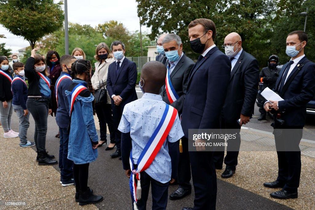FRANCE-SOCIAL-POLITICS : News Photo