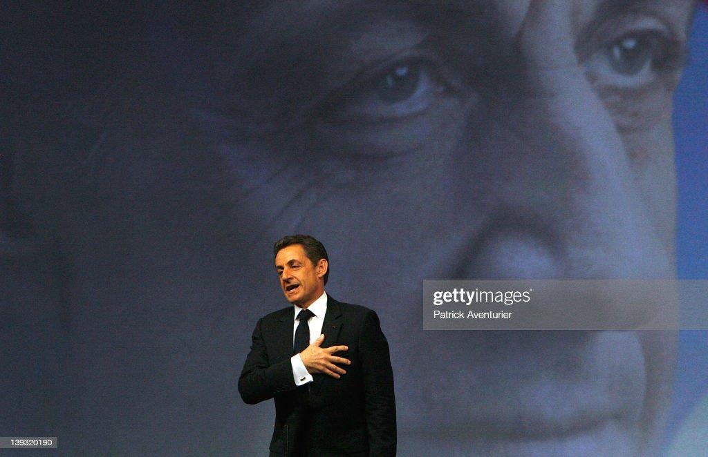 In Profile: Nicolas Sarkozy
