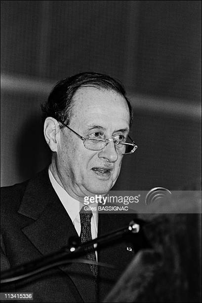French Presidential Elections On March 28Th 1988 In Paris France Here Nb 264837 Amiral Philippe De Gaulle