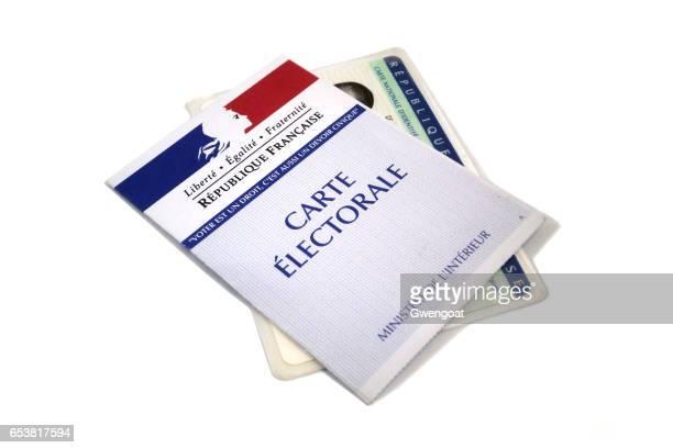 élections présidentielles français - élection photos et images de collection
