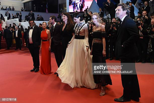 French producer Alain Attal French actress Melanie Thierry French actor Gaspard Ulliel French director Stephanie Di Giusto French actress and singer...