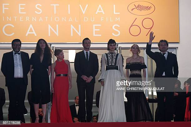 French producer Alain Attal French director Stephanie Di Giusto French actress Melanie Thierry French actor Gaspard Ulliel French actress and singer...