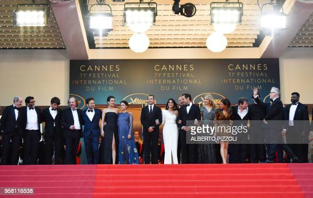 French producer Alain Attal French producer Hugo Selignac French actor Philippe Katerine Belgian actor Jonathan Zaccai French actress Melanie Doutey...