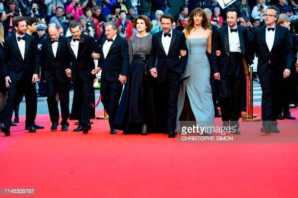 French producer Denis PineauValencienne French actor Denis Podalydes French actor Guillaume Canet French actor Daniel Auteuil French actress Fanny...
