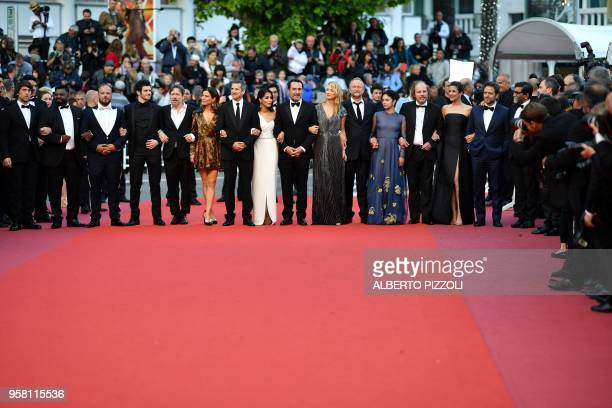 French producer Hugo Selignac actor Balasingham Thamilchelvan French actor Alban Ivanov French actor Felix Moati French actor Mathieu Amalric French...