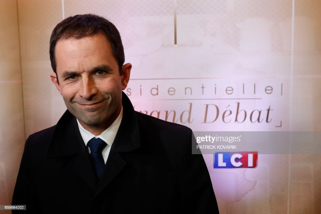 French presidential candidates face off in first TV debate
