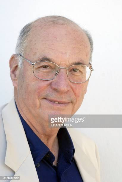French psychiatrist and neurologist Boris Cyrulnik on May 30 2012 in Lyon France His books are The Dawn of Meaning Translation of La Naissance du...
