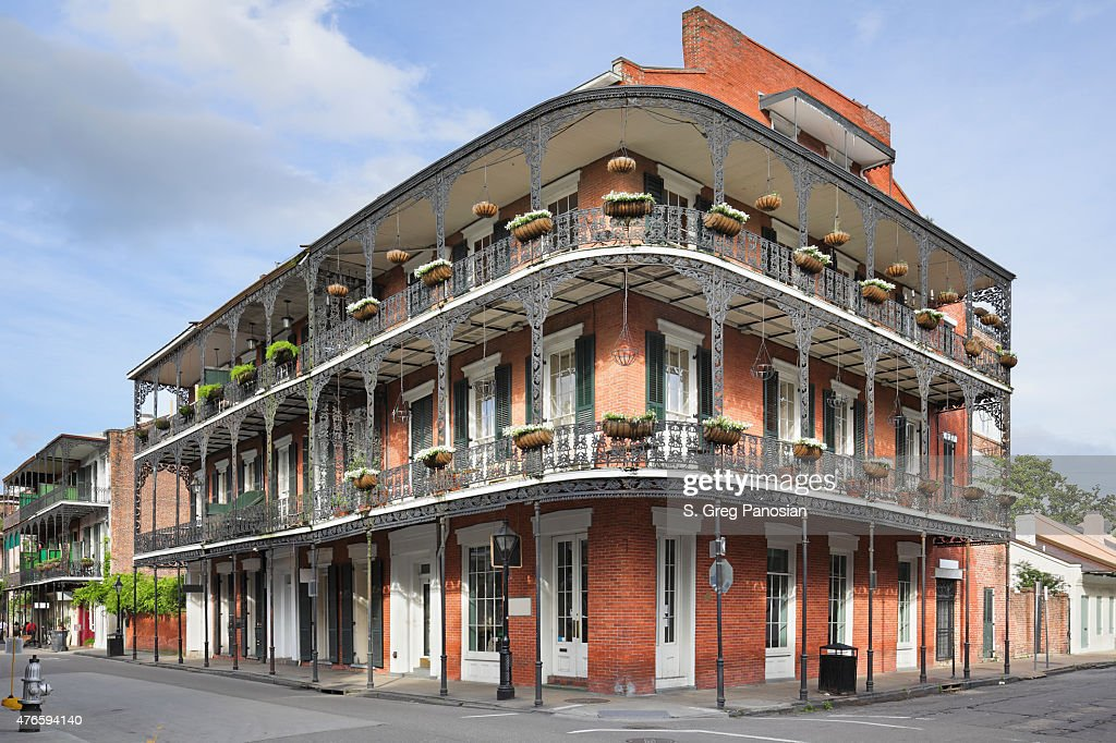 French Quarter - New Orleans : Stock Photo