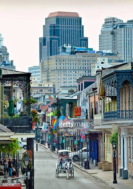 french quarter, new orleans - new orleans stock pictures, royalty-free photos & images