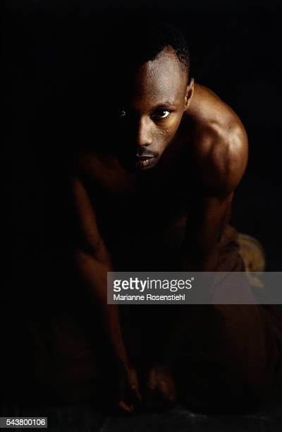 French rap artist and songwriter of Chadian origin Claude M'Barali popularly known as MC Solaar