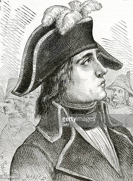 French Revolution Jean Antoine Rossignol was a general of the French Revolutionary Wars
