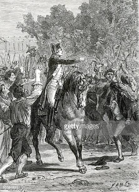 French Revolution Lafayette was a French aristocrat and military officer born in Chavaniac in the province of Auvergne in south central France...