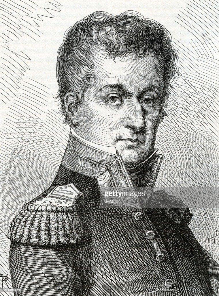 French Revolution 1789-1799 Lazare Carnot : Photo d'actualité