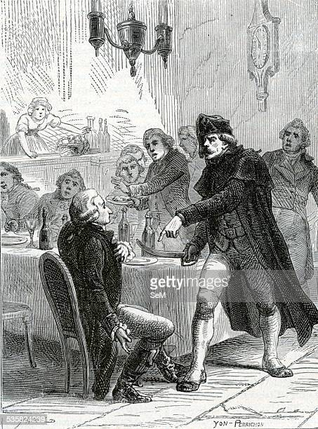 French Revolution midJanuary 1793 the Convention needed to decide the king's fate When the king was condemned to death by guillotine in a vote of 361...