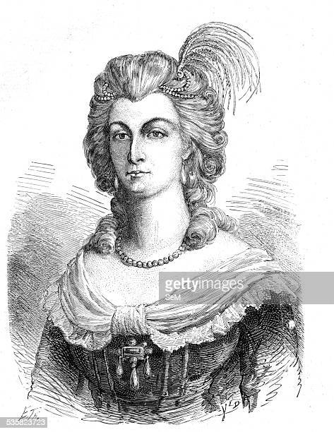 French Revolution. Queen of France Marie Antoinette born an Archduchess of Austria, was Dauphine of France from 1770 to 1774 and Queen of France and...