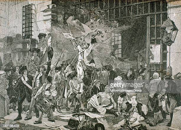 French Revolution The Storming of the Bastille in Paris occurred on 14 July 1789