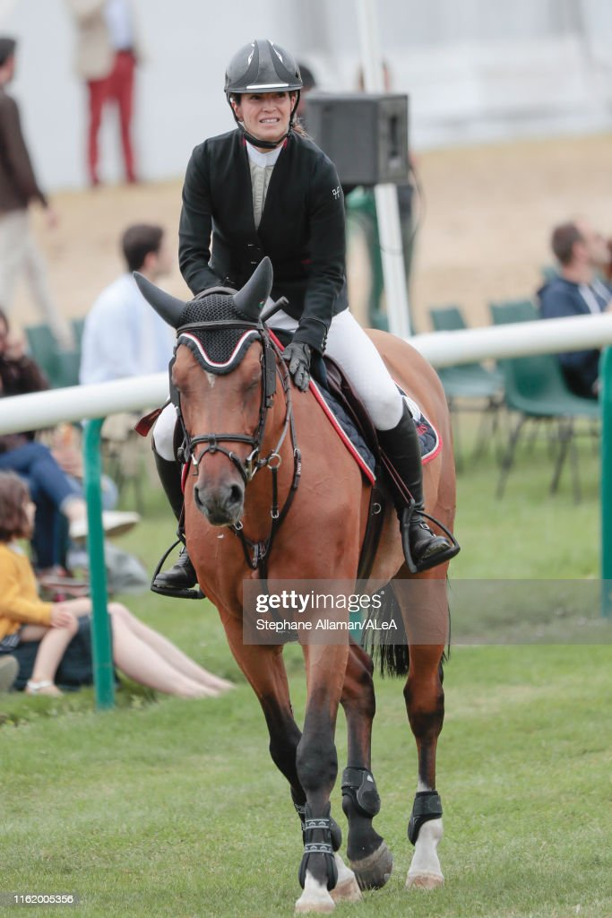 Longines Global Champions Tour of Chantilly : ニュース写真