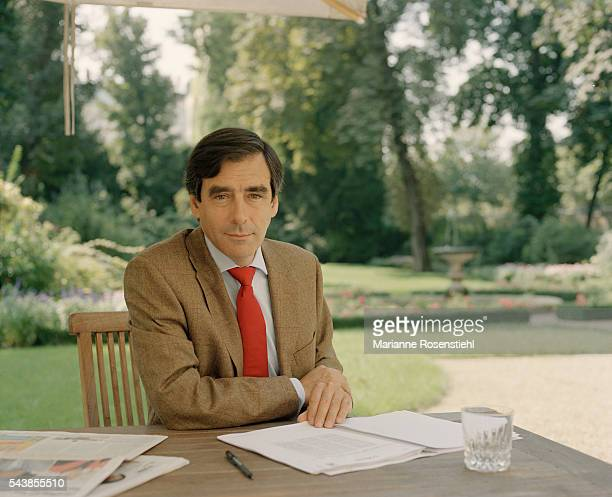 French rightwing politician Francois Fillon went on to become senator of Sarthe in 2005