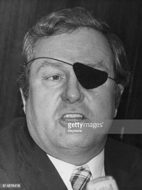 French rightwing politician JeanMarie Le Pen 13th October 1976