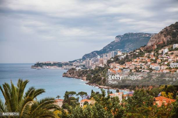 cote d'azur in nice - côte d'ivoire stock pictures, royalty-free photos & images