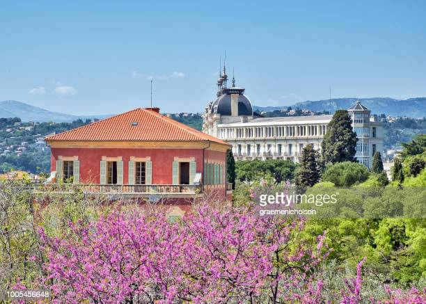 french riviera - henri matisse stock photos and pictures