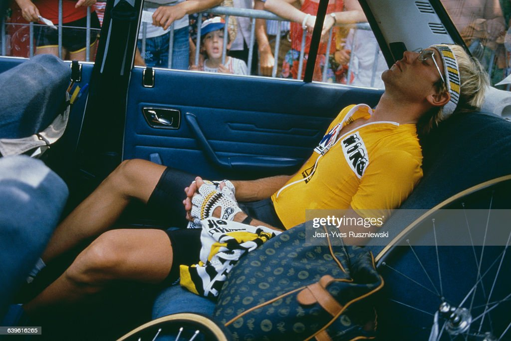 1989 Tour de France : News Photo