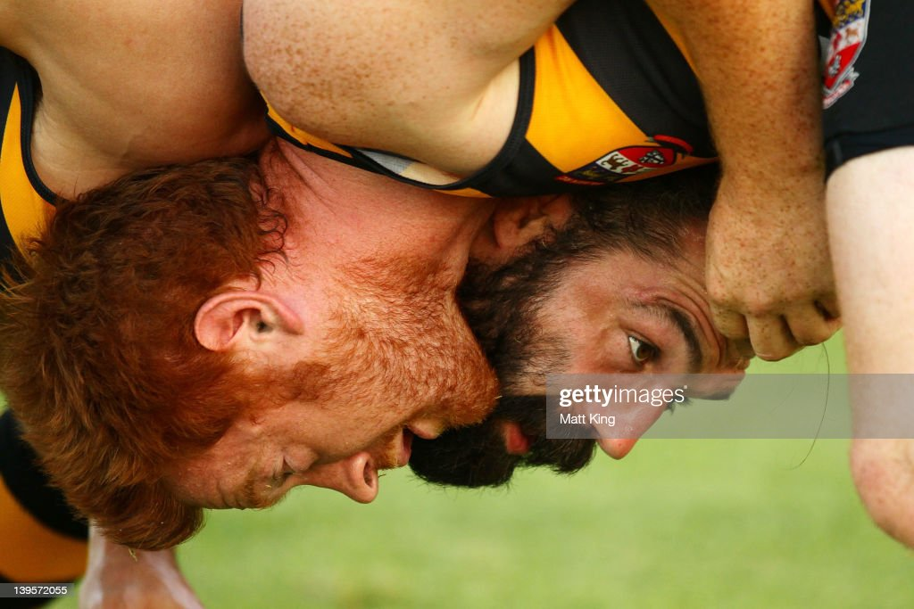 Global Sports Pictures of the Week - 2012, February 27