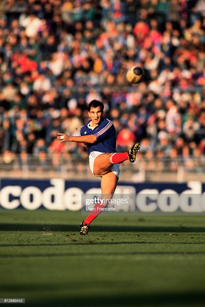 Rugby Thierry Lacroix News Photo