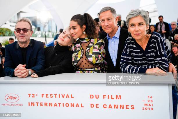 French screenwriter Bruno Bayon French singer and actress Jeanne Added French singer and actress Camelia Jordana French director Francois Armanet and...