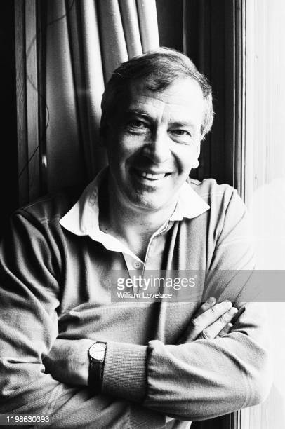 French screenwriter film director and producer Roger Vadim UK 14th June 1984