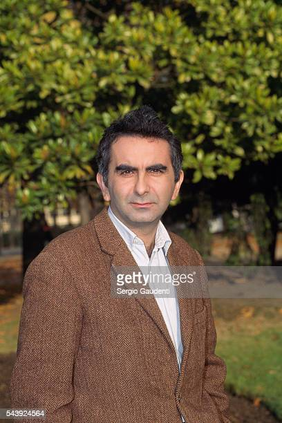French screenwriter of Italian descent Tonino Benacquista after literary television show Jean Edern's Club