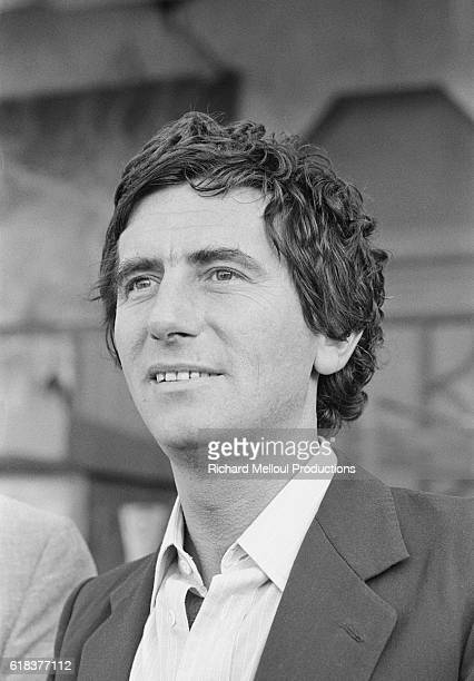 French Secretary of Education Jack Lang