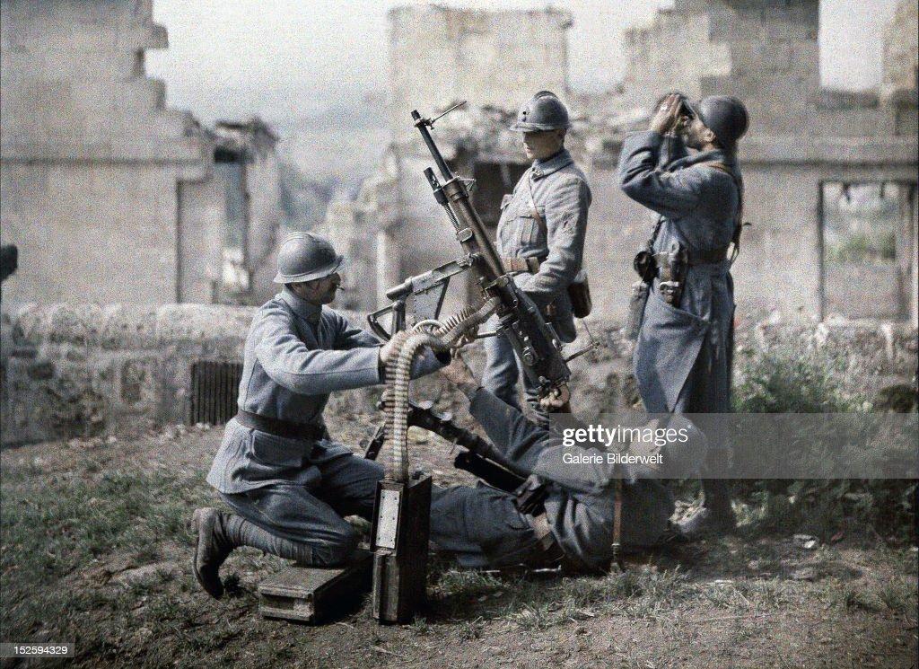 Battle of the Aisne : Photo d'actualité