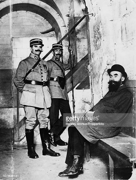 French serial killer Henri Desire Landru awaits the verdict of his trial on 11 counts of murder in Versailles 2nd December 1921 He was found guilty...