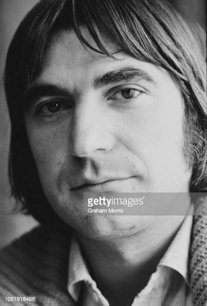 French singer and songwriter Serge Lama UK 15th October 1979