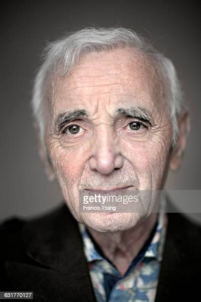 Charles Aznavour Pictures and Photos - Getty Images