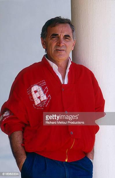 French Singer Charles Aznavour
