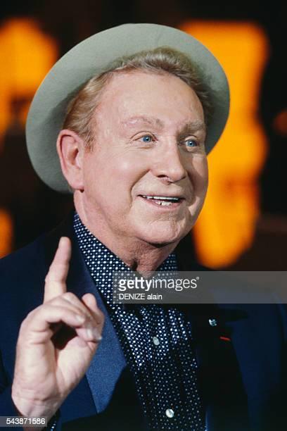 French Singer Charles Trenet